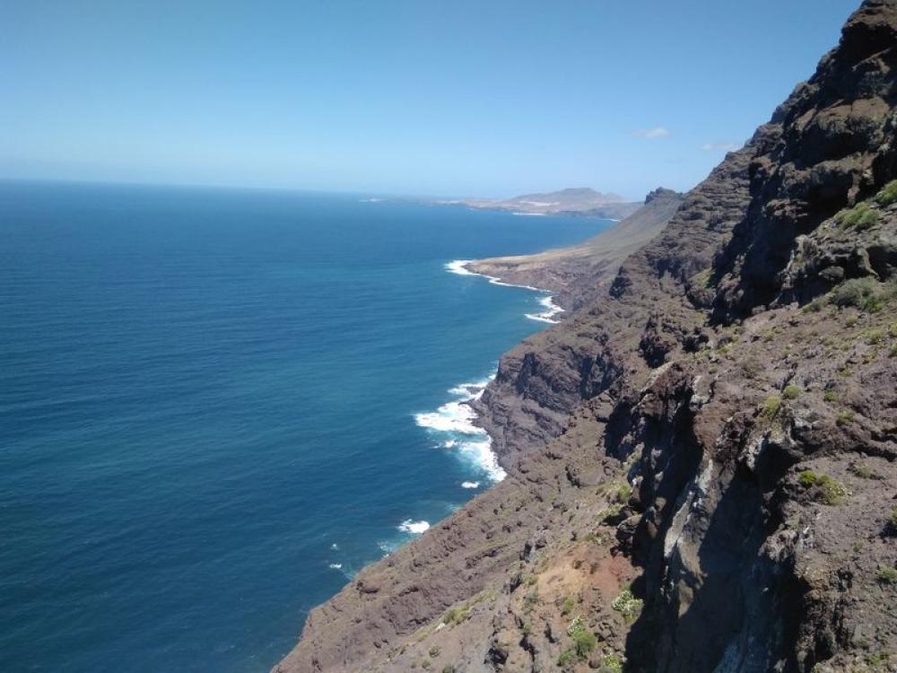 Severné pobrežie Gran Canarie