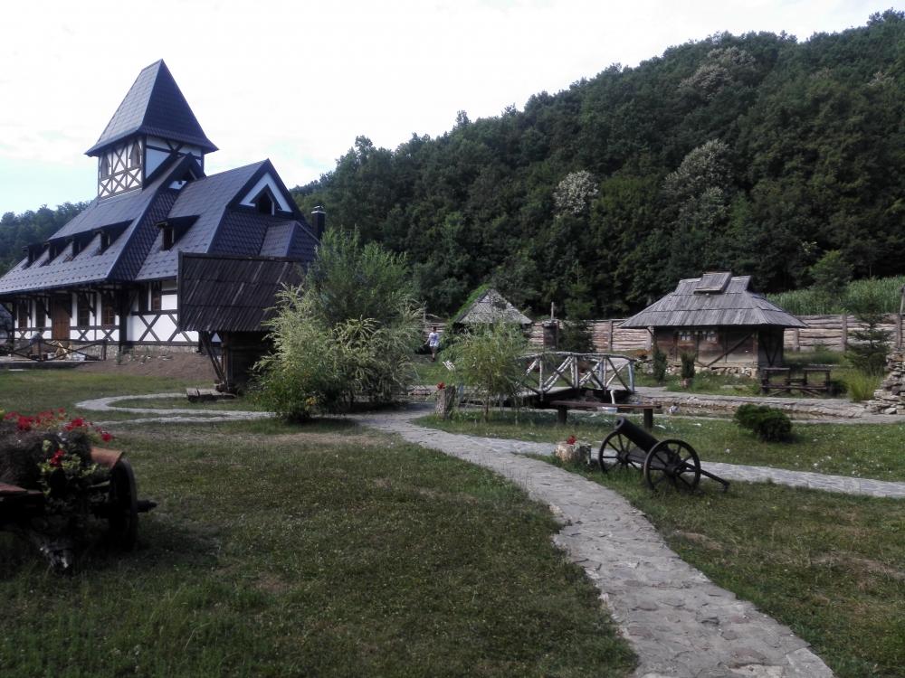 Etno selo - Balkán