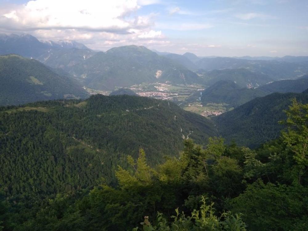 Výhľad z 605ky