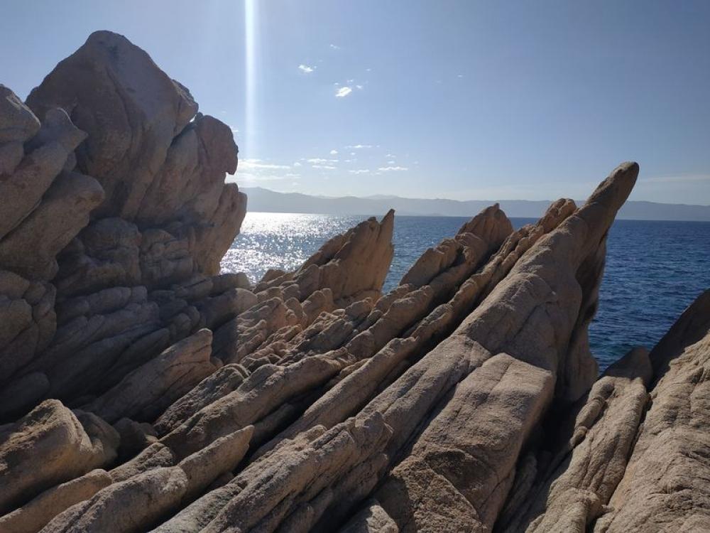 Skaly na Korzike