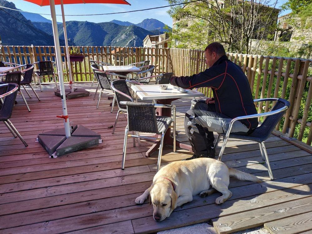 Miloško a jeho labrador
