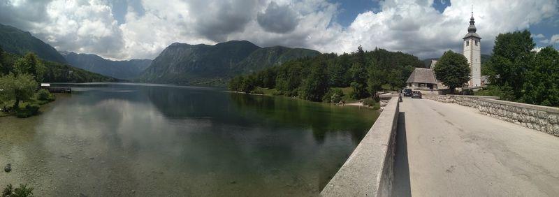 Bohinsko jezero, Slovinsko