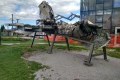 Muzej Domovinskog rata Karlovac-Turanj Chorvatsko