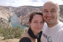 VInnetou a Nšoči pri Rio Pecos