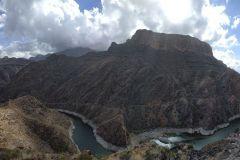 Panorama  Presa del Parralillo