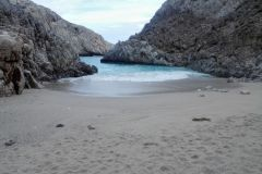 Seitan Limania beach