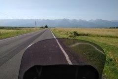 Cesta k Transfagarasu