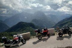 Cestou na Mangart