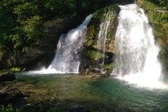Vodopád Virje