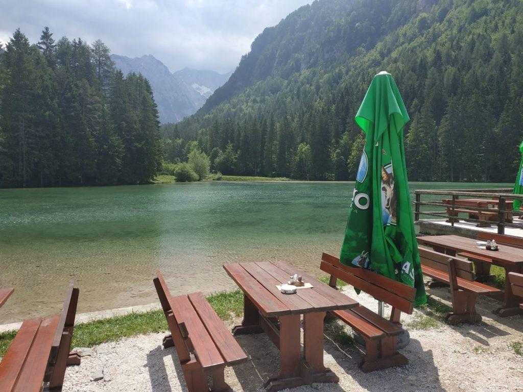 Planšarské Jazero, Slovinsko