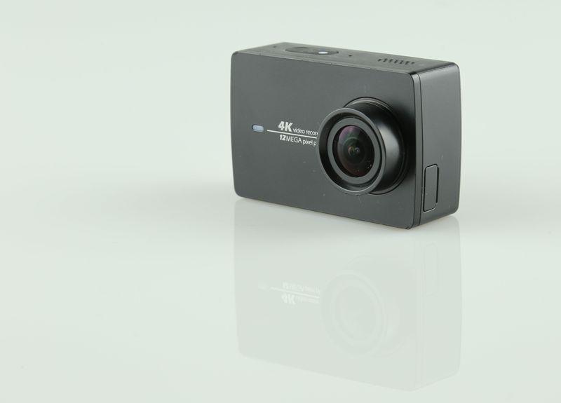 Moja kamerka xiaomi YI 4K